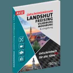 Gutscheinbuch für Landshut und Freising 2019/2020