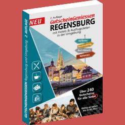Gutscheinbuch für Regensburg 2020/2021