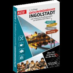 Gutscheinbuch für Ingolstadt 2020/2021