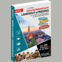 Gutscheinbuch für Landshut und Freising 2020/2021