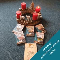 Gutscheinbuch mit Geschenkverpackung