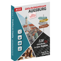 Gutscheinbuch Augsburg 2022 GutscheinGeniessen