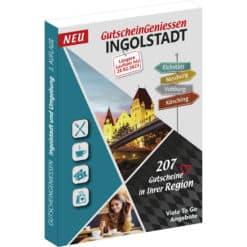 Gutscheinbuch Ingolstadt 2022 GutscheinGeniessen